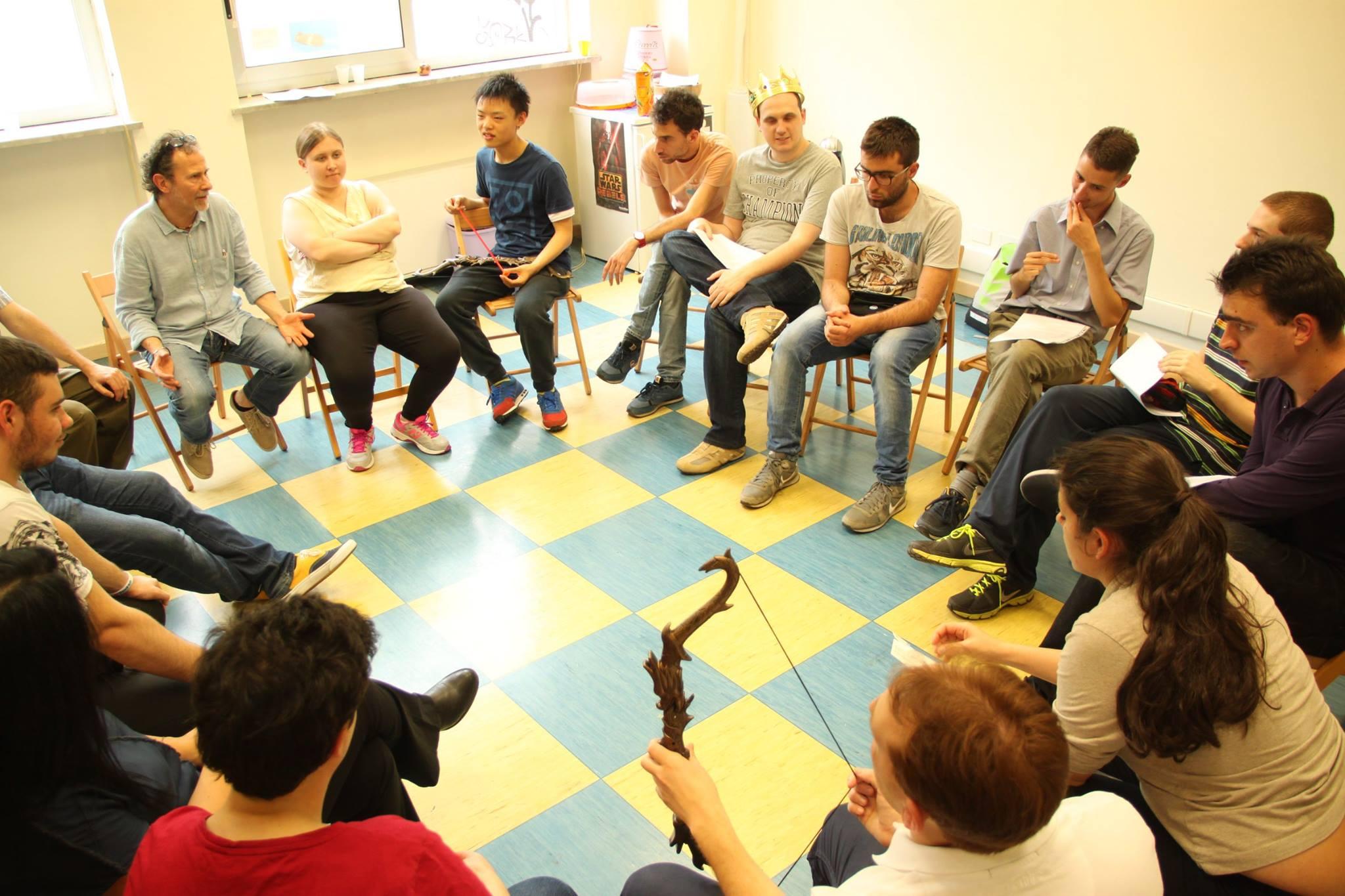 Gruppo teatrale Spazio Nautilus
